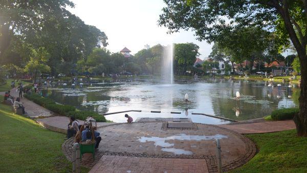 Taman Situ Lembang, Jakarta Pusat